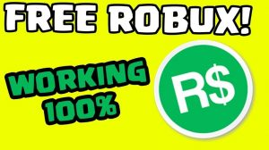 free robux without paying