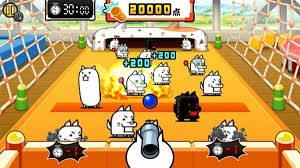 battle cats mobile game-play